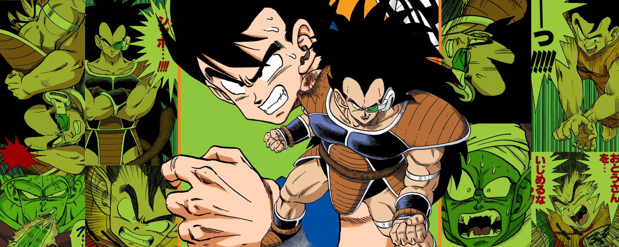 VIZ | Read Dragon Ball Full Color Manga - Official Shonen