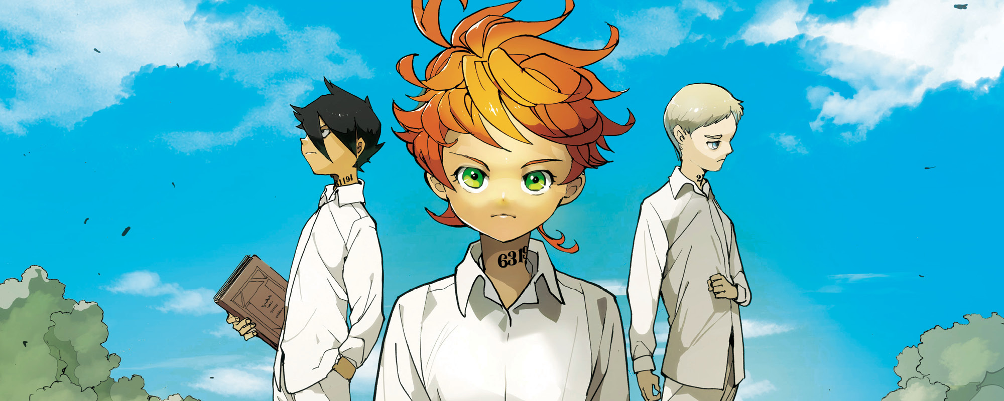 the promised neverland  VIZ | Read The Promised Neverland Manga Free - Official Shonen Jump ...