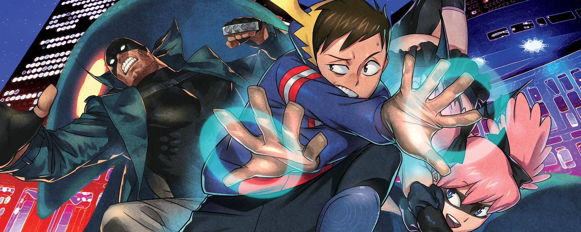 foto de VIZ | Read My Hero Academia: Vigilantes Manga Free - Official ...