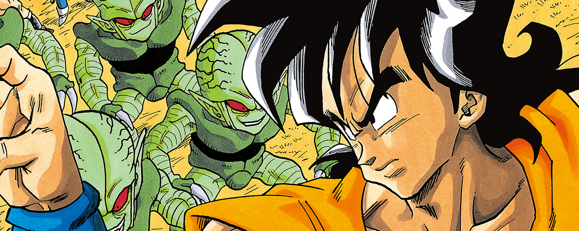 VIZ | Read Dragon Ball: That Time I Got Reincarnated as
