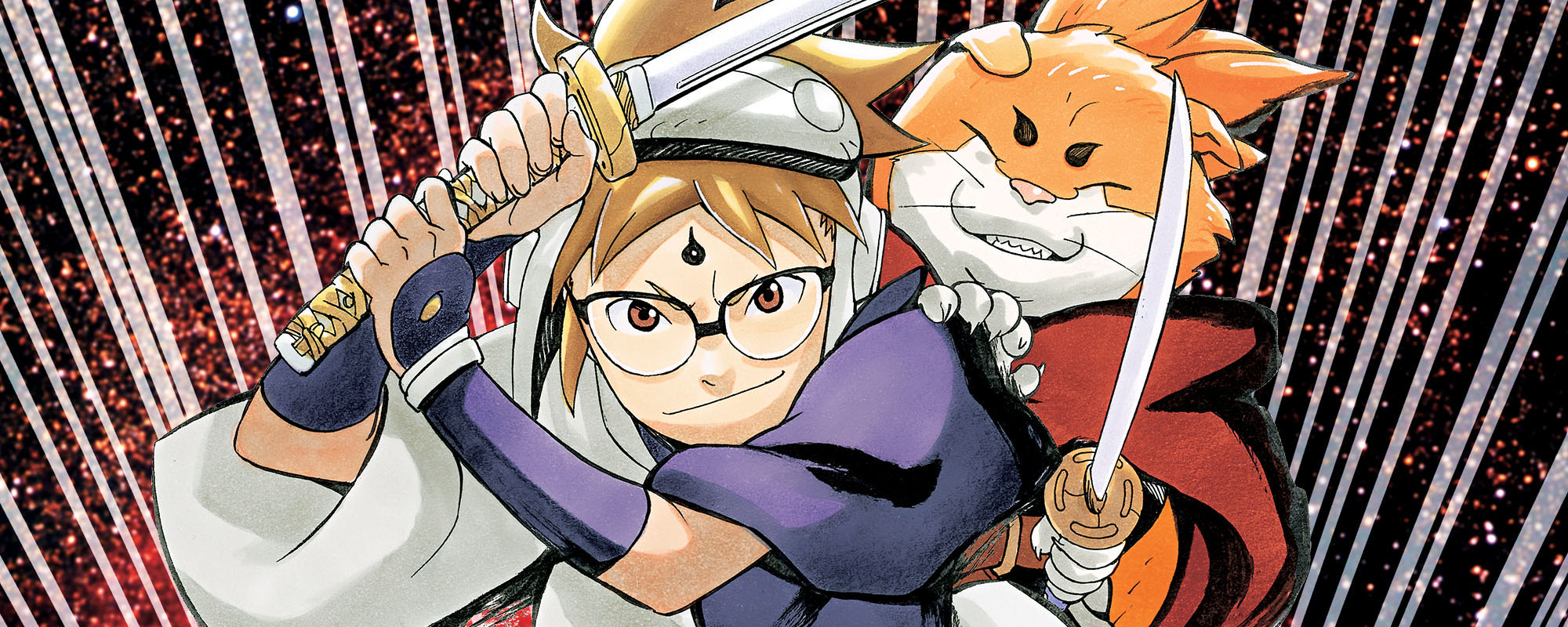 VIZ   Read Samurai 8 Manga Free - Official Shonen Jump From
