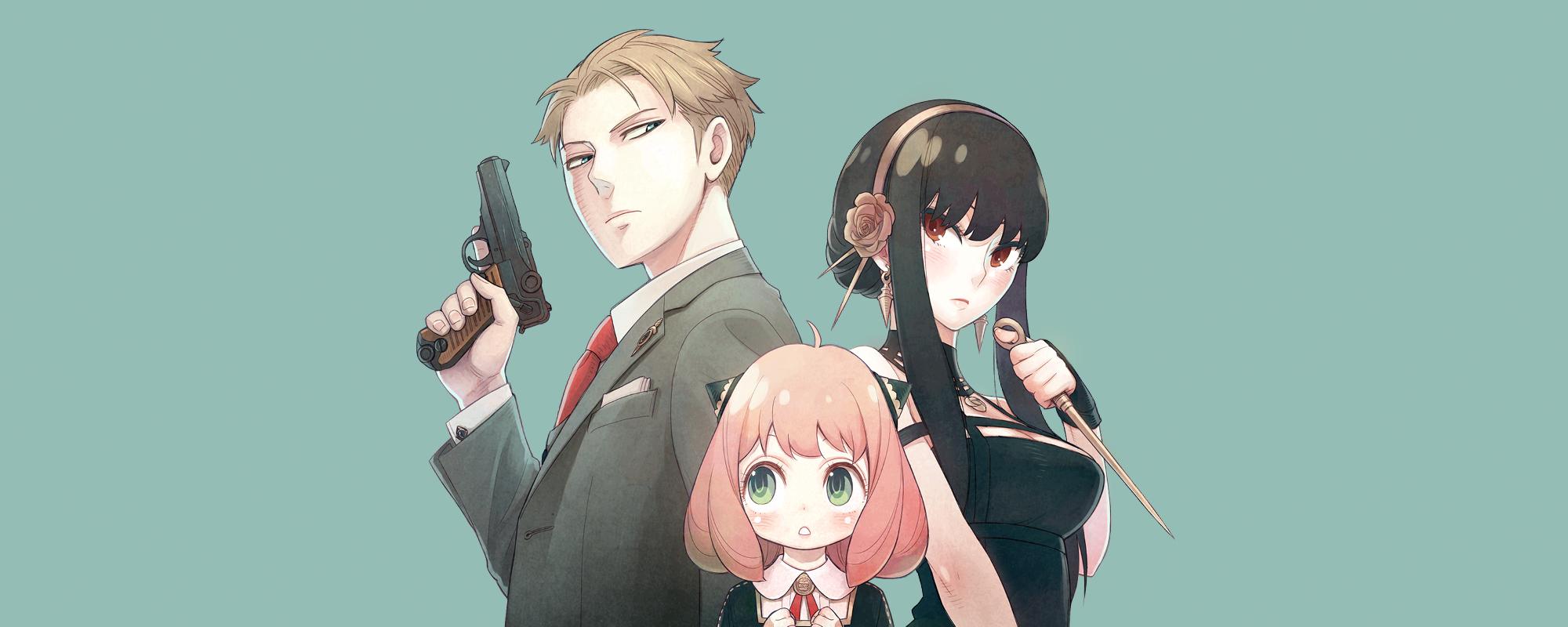 Resultado de imagem para Spy × Family