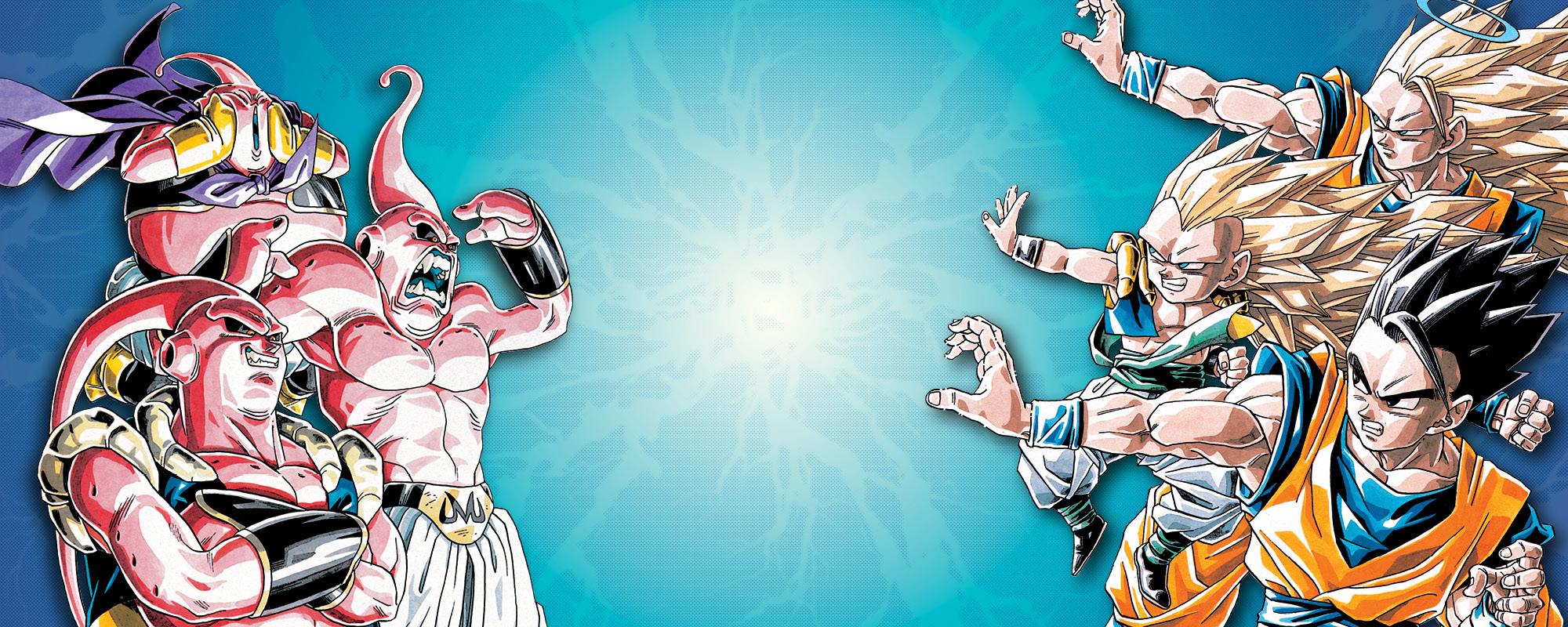 Viz Read Dragon Ball Z Manga Official Shonen Jump From Japan