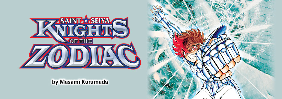 Knights of the Zodiac (Saint Seiya)