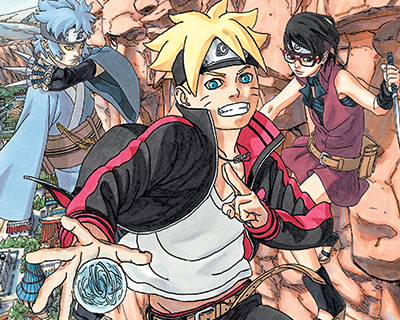 VIZ | Read Boruto: Naruto Next Generations Manga Free - Official