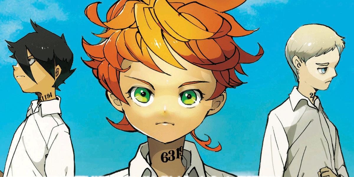 Viz Read The Promised Neverland Chapter 1 Manga Official Shonen