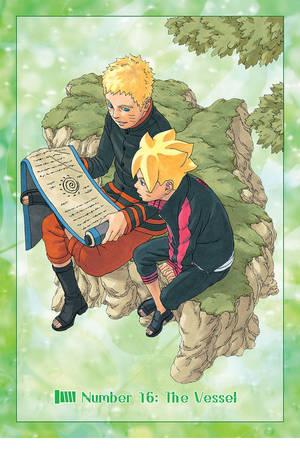 Boruto Naruto Next Generations 92 Poster | Komik terbaru