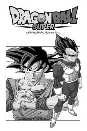 Image result for dragon ball super manga