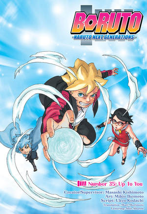 VIZ | Read Boruto: Naruto Next Generations, Chapter 35 Manga
