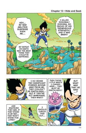 VIZ | Read Dragon Ball Full Color Freeza Arc, Chapter 13