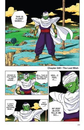 VIZ | Read Dragon Ball Full Color Freeza Arc, Chapter 49