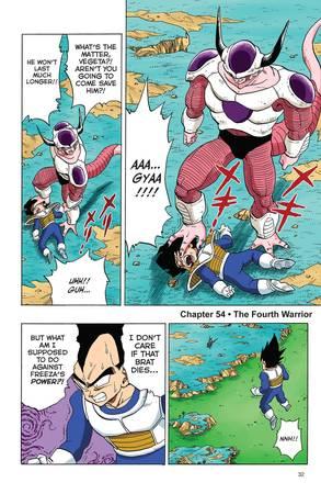 VIZ | Read Dragon Ball Full Color Freeza Arc, Chapter 54