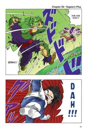 VIZ | Read Dragon Ball Full Color Freeza Arc, Chapter 58