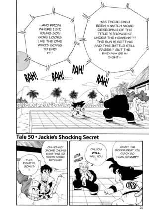 Viz Read Dragon Ball Chapter 50 Manga Official Shonen Jump From