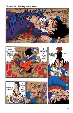 VIZ | Read Dragon Ball Full Color, Chapter 46 Manga