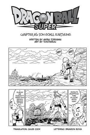 Viz Read Dragon Ball Super Chapter 65 Manga Official Shonen Jump From Japan