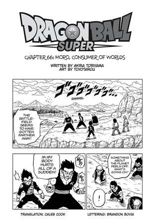 Viz Read Dragon Ball Super Chapter 66 Manga Official Shonen Jump From Japan