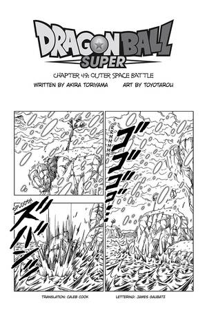VIZ | Read Dragon Ball Super, Chapter 49 Manga - Official Shonen