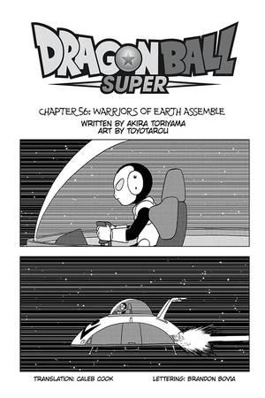 VIZ | Read Dragon Ball Super, Chapter 56 Manga - Official