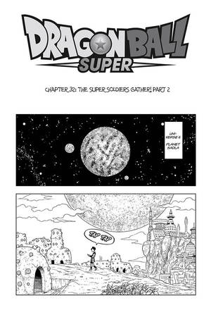 Viz Read Dragon Ball Super Chapter 32 Manga Official Shonen