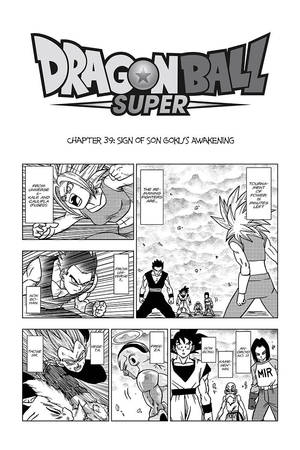 dragon ball af manga all chapters