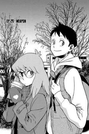 VIZ | Read My Hero Academia: Vigilantes, Chapter 29 Manga