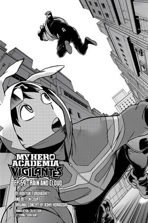 VIZ   Read My Hero Academia: Vigilantes, Chapter 59 Manga