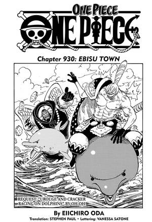 VIZ | Read One Piece, Chapter 930 Manga - Official Shonen