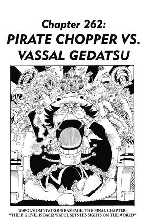 VIZ | Read One Piece, Chapter 262 Manga - Official Shonen