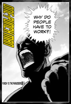 VIZ | Read One-Punch Man, Chapter 12 Manga - Official Shonen Jump