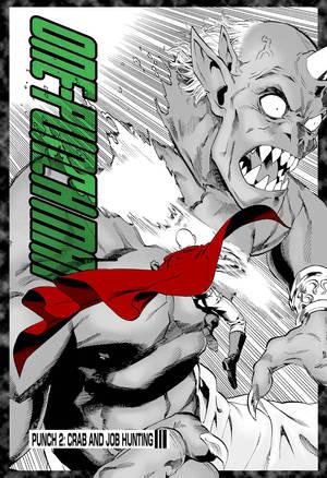 VIZ | Read One-Punch Man, Chapter 2 Manga - Official Shonen