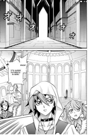 VIZ | Read Yu-Gi-Oh! ARC-V, Chapter 29 Manga - Official