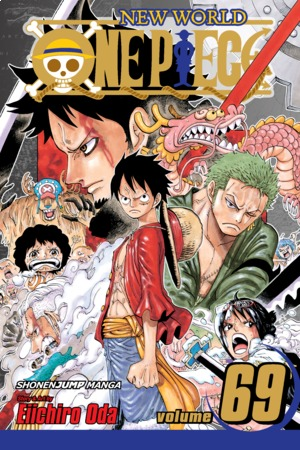 One Piece Vol. 69: S.A.D.