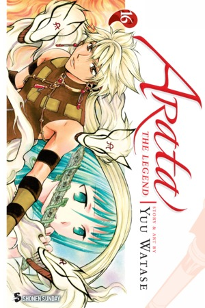 Arata: The Legend Vol. 16: Arata: The Legend, Volume 16