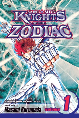 Knights of the Zodiac (Saint Seiya) Vol. 1: Free Preview!!
