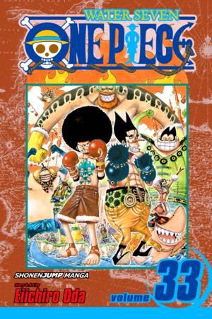One Piece Vol. 33: Davy Back Fight!!