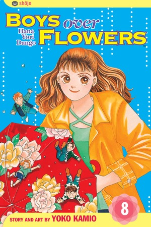 Boys Over Flowers Vol. 8: Boys Over Flowers, Volume 8