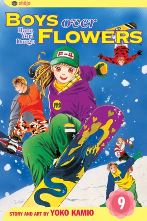 Boys Over Flowers Vol. 9: Boys Over Flowers, Volume 9