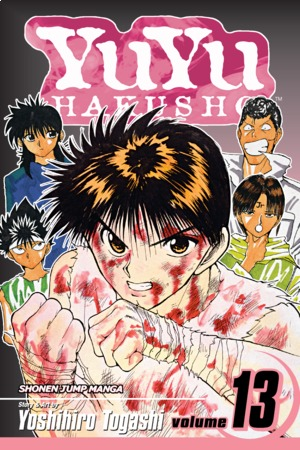 YuYu Hakusho Vol. 13: The Executors of a Dying Wish!!