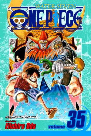 One Piece Vol. 35: Captain
