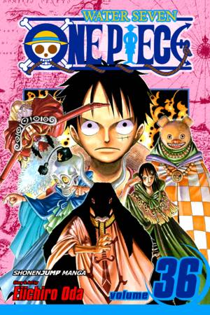 One Piece Vol. 36: The Ninth Justice