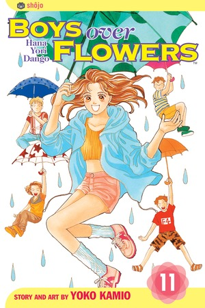 Boys Over Flowers, Volume 11