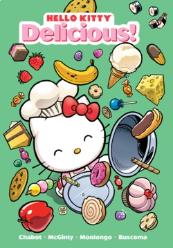 Hello Kitty: Delicious!