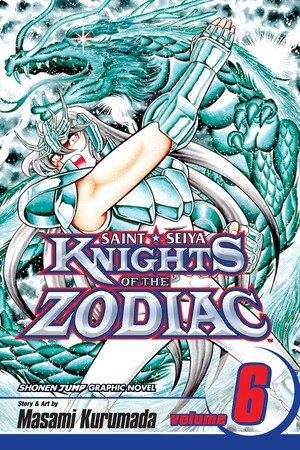 Knights of the Zodiac (Saint Seiya) Vol. 6: Resurrection!