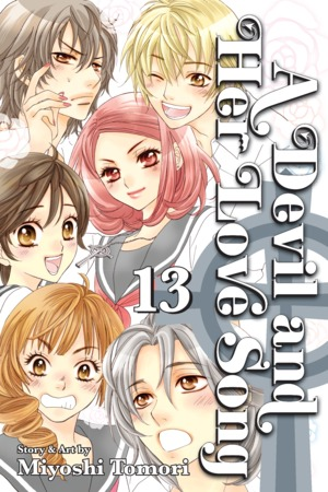 A Devil and Her Love Song Vol. 13: A Devil and Her Love Song, Volume 13