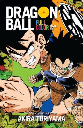 Dragon Ball Full Color Vol. 1: Dragon Ball Full Color, Volume 1