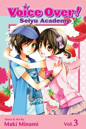 Voice Over!: Seiyu Academy, Volume 3