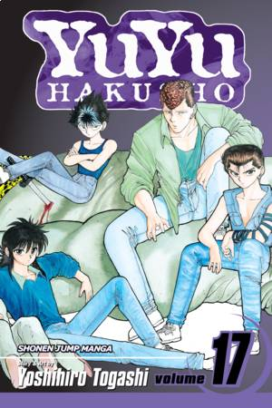 YuYu Hakusho Vol. 17: Showdown!!