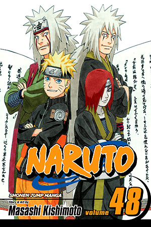 Naruto Vol. 48: The Cheering Village