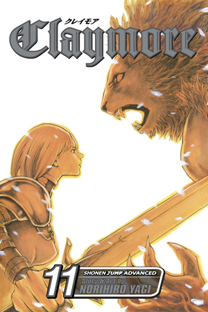Claymore Vol. 11: Kindred of Paradise